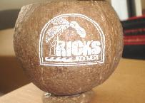 coconut custom cup